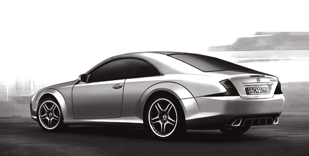 Mercedes-Benz – CL 500 G.M.