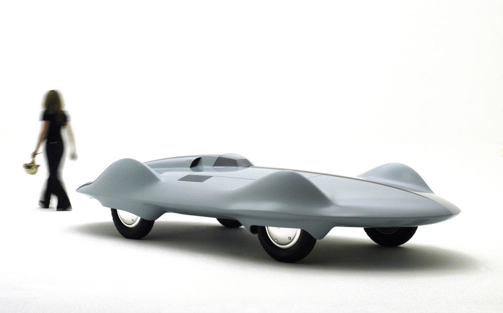 Stola – Carlo Mollino Record Car