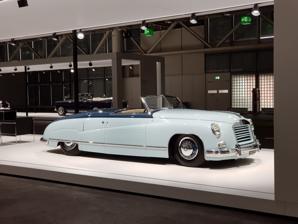 Isotta Fraschini – 8C Monterosa Cabriolet