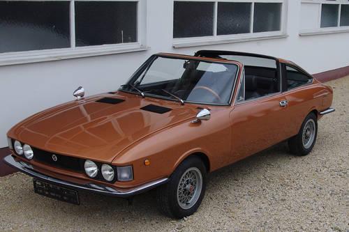 Fiat – 128 Roadster Moretti