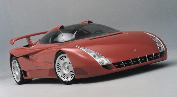 Ferrari – F100