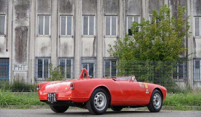 Alfa Romeo – Giulietta Spider Sebring full