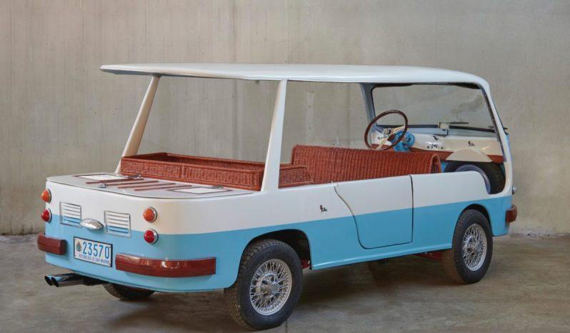 Fiat – 600 Multipla Marinella full
