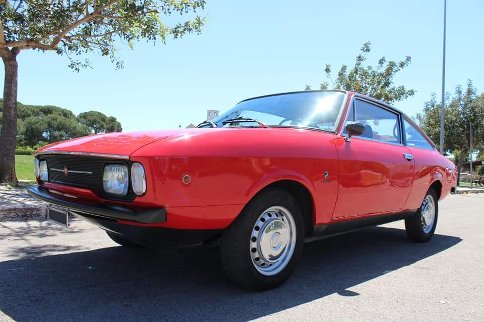 Fiat – 127 Coupé Moretti