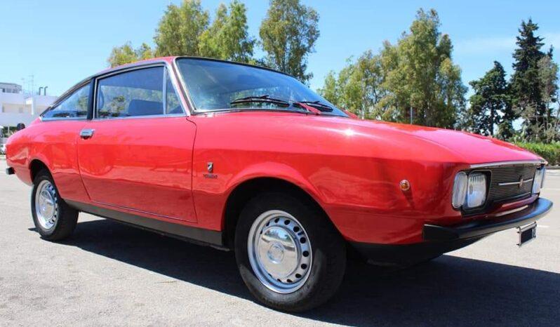Fiat – 127 Coupè Moretti full