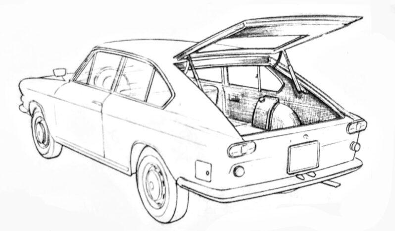 Fiat – 1500 Weekend Moretti full