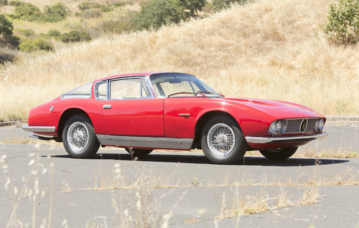 Maserati – 3500 GT Moretti full