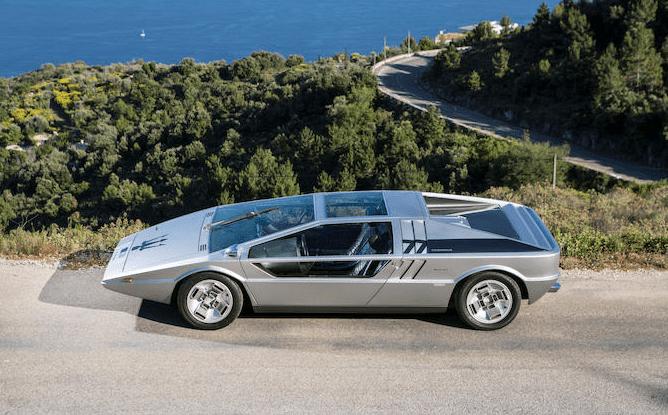 Maserati Boomerang coupé 1972 (1)