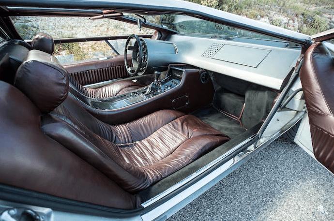 Maserati Boomerang coupé 1972 (10)