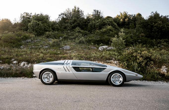 Maserati Boomerang coupé 1972 (19)