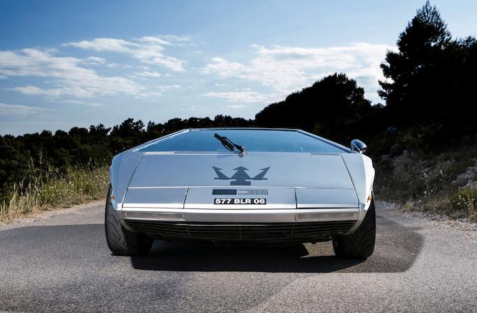 Maserati Boomerang coupé 1972 (6)