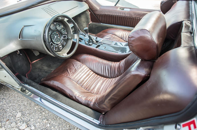Maserati Boomerang coupé 1972 (7)