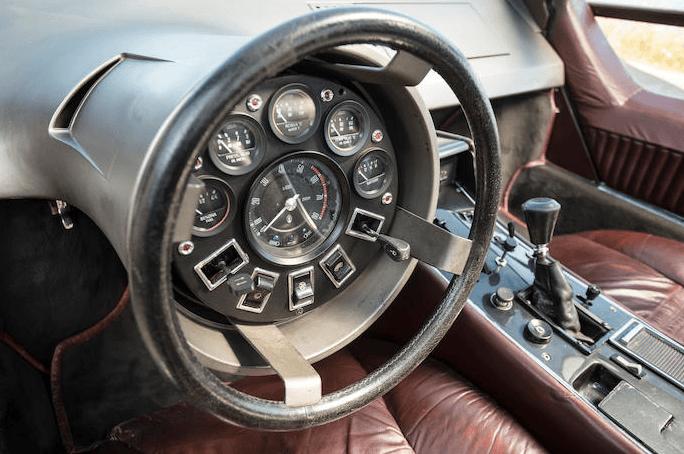Maserati Boomerang coupé 1972 (8)