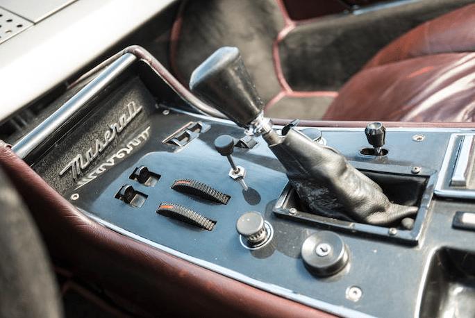 Maserati Boomerang coupé 1972 (9)