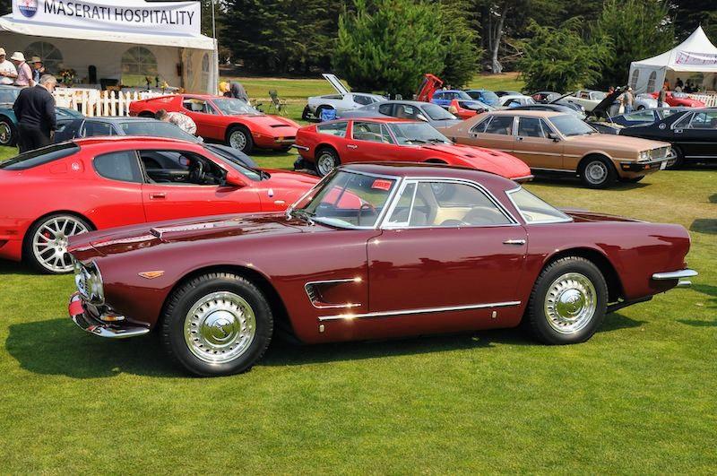 Maserati – 5000 GT Monterosa