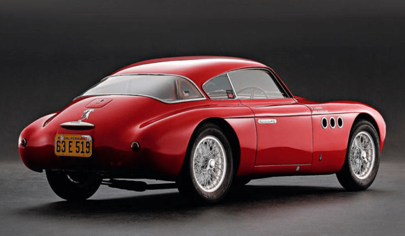 Abarth – 205A Berlinetta full