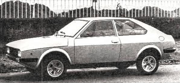 fiat - 127 Coupè By Francis Lombardi 1974 This car had to be pr[...]