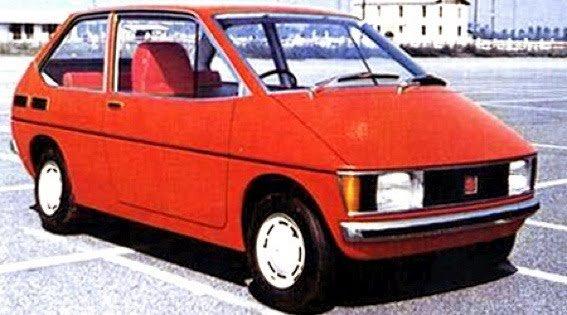 Suzuki – Microutilitaria