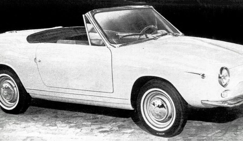 Fiat – 850 Libellula full