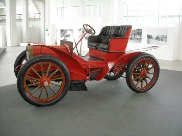 Fiat – 16/20 HP 2 Posti full