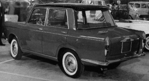 Fiat – 600 Amalfi full