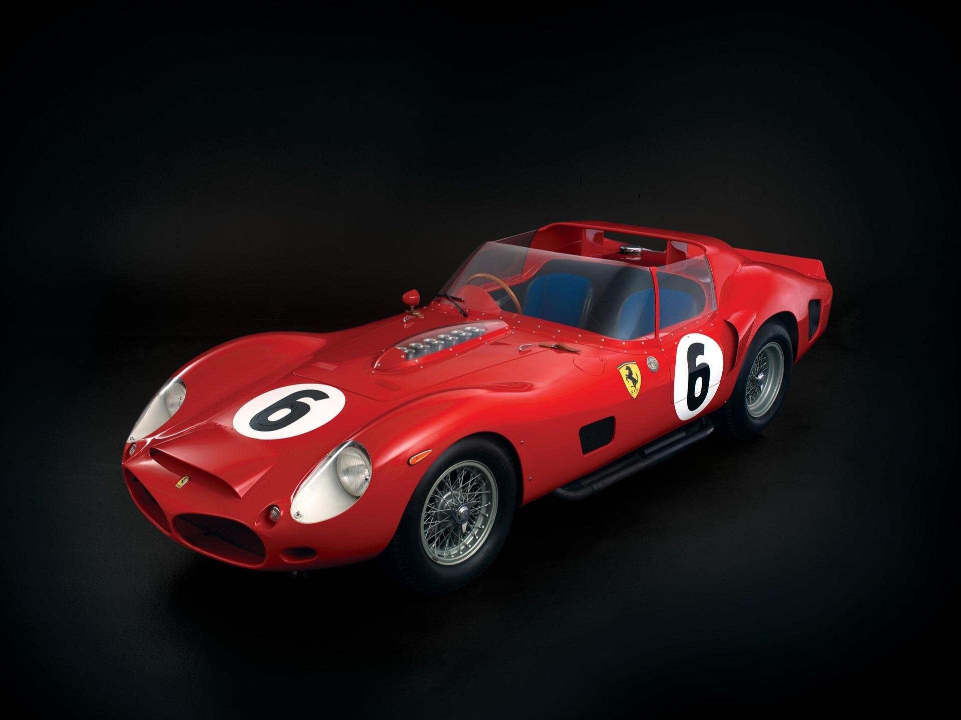Ferrari – 330 TRI/LM Spyder