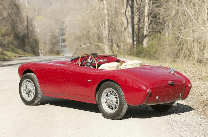 1955 Siata 300BC Sports Barchetta (12)