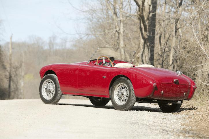 1955 Siata 300BC Sports Barchetta (2)