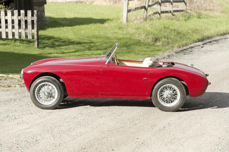 1955 Siata 300BC Sports Barchetta (4)