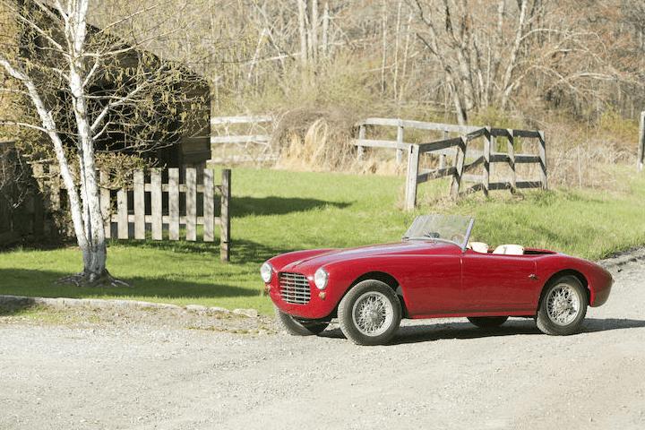 1955 Siata 300BC Sports Barchetta (5)