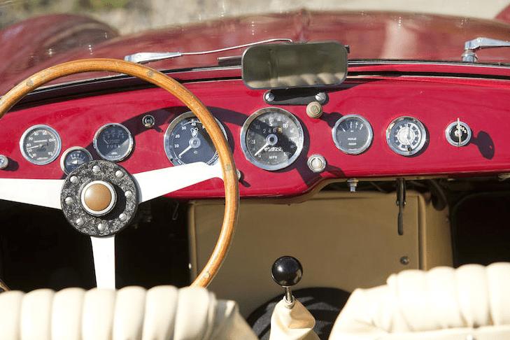 1955 Siata 300BC Sports Barchetta (8)