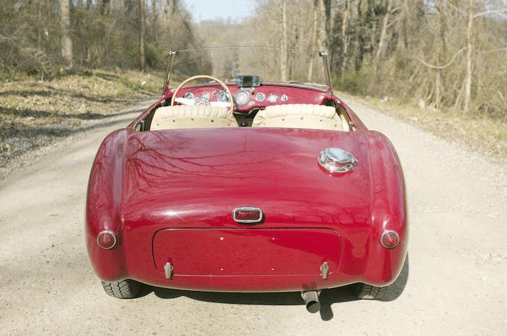 1955 Siata 300BC Sports Barchetta (9)