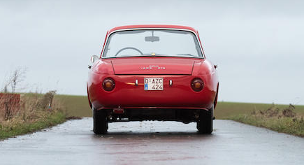1962 OSCA 1600 GT2 Coupé Chassis no 00103(4)