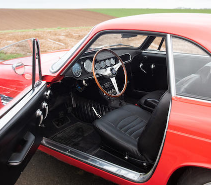 1962 OSCA 1600 GT2 Coupé Chassis no 00103(5)