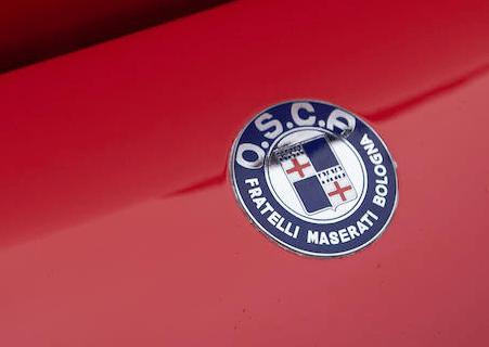 1962 OSCA 1600 GT2 Coupé Chassis no 00103(7)