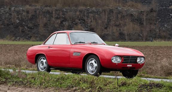 1962 OSCA 1600 GT2 Coupé Chassis no 00103(9)
