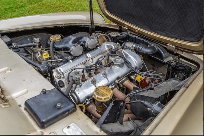 1964 OSCA 1600 GT Spider Maina Cabriolet(13)