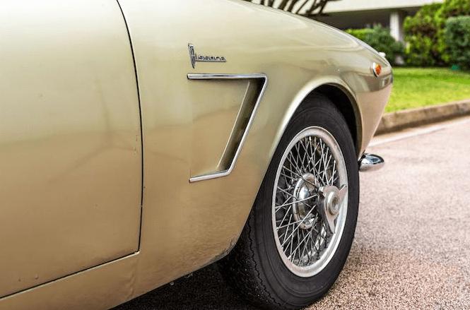1964 OSCA 1600 GT Spider Maina Cabriolet(14)