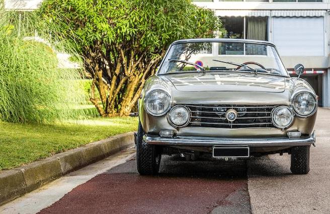 1964 OSCA 1600 GT Spider Maina Cabriolet(9)