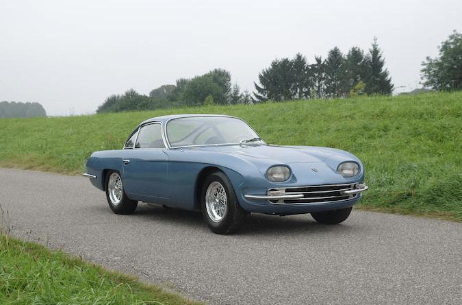 1966 Lamborghini 350 GT Coupé Chassis no 0335 Engine no 0337(1)