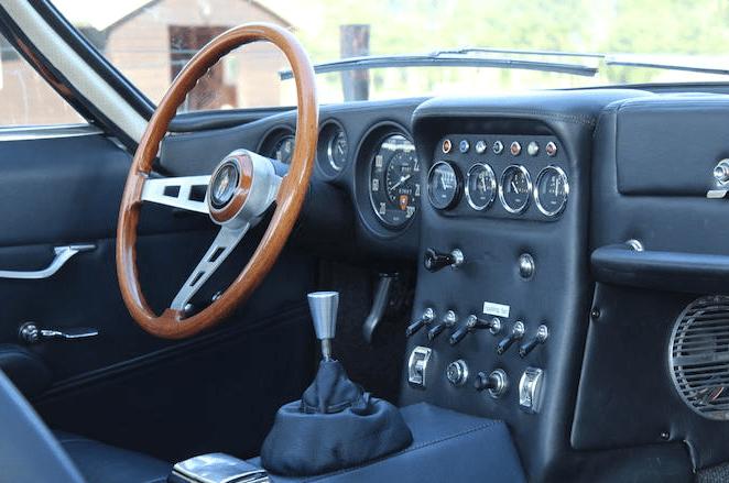 1966 Lamborghini 350 GT Coupé Chassis no 0335 Engine no 0337(10)