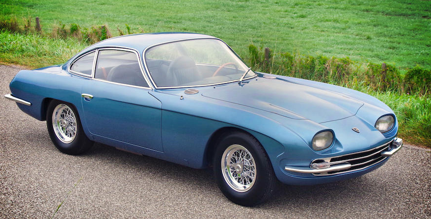 1966 Lamborghini 350 GT Coupé Chassis no 0335 Engine no 0337(13)