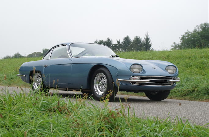 1966 Lamborghini 350 GT Coupé Chassis no 0335 Engine no 0337(2)