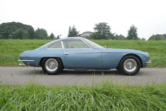 1966 Lamborghini 350 GT Coupé Chassis no 0335 Engine no 0337(5)