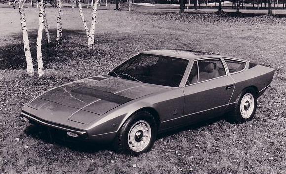 Maserati – Khamsin