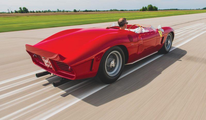 Ferrari – 196 SP full