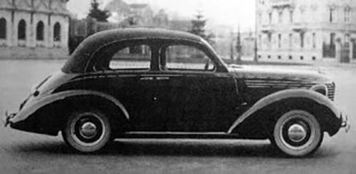 CARROZZERIA+BORSANI+-+FIAT+508C+-+1100+BELVEDERE+-+1938