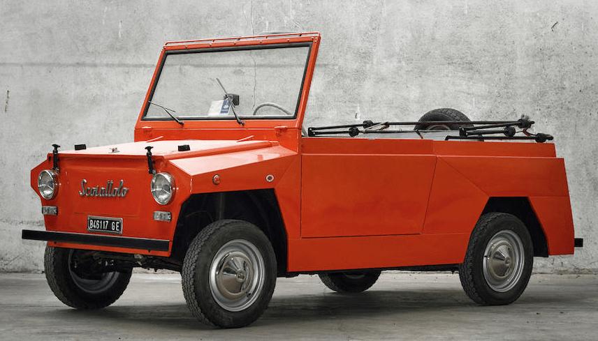 Fiat – Scoiattolo