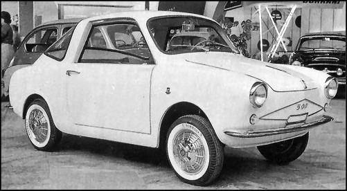 Fiat – 500 Coupé Canta