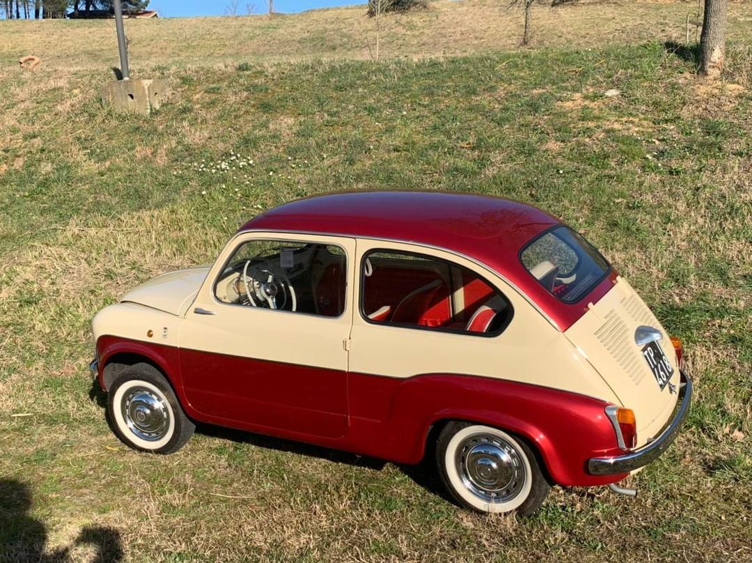 Fiat – 600 Scioneri